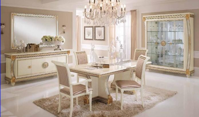 italienische möbel wohnzimmer, italienische esszimmermöbel - mobili ...
