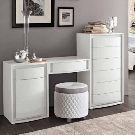 kommode und schminktisch modern italienische m bel mobili italiani paratore. Black Bedroom Furniture Sets. Home Design Ideas