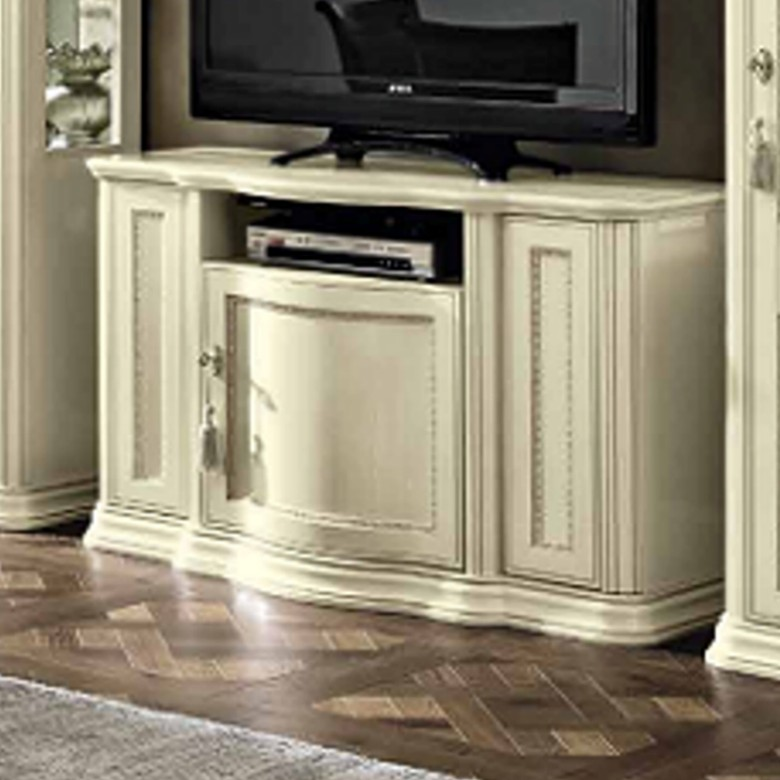 TV Schrank Mini Torriani Ivory