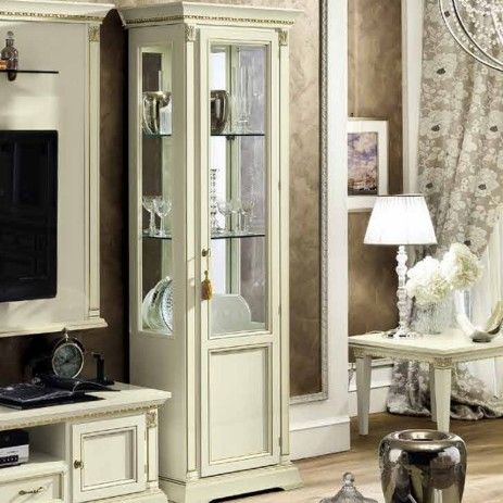 vitrine klassisch italienische m bel mobili italiani paratore. Black Bedroom Furniture Sets. Home Design Ideas