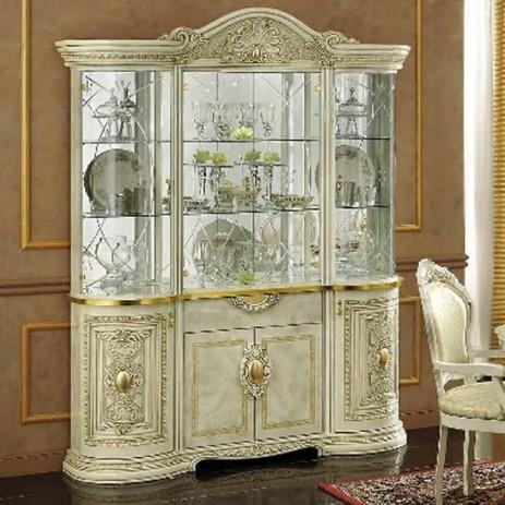 vitrine klassisch italienische m bel mobili italiani paratore. Black Bedroom Furniture Sets. Home Design Ideas